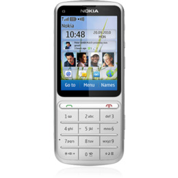 Nokia C3-01 Touch and Type Reviews