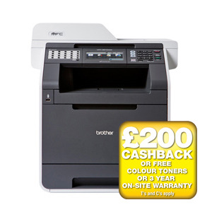 Photo of Brother MFC9970CDW Printer