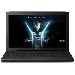 Medion Erazer P7647 Core i7-7500U 8GB 2TB + 256GB SSD DVD-RW GeForce GTX 950M 17.3 Inch Windows 10 Gaming Laptop Reviews