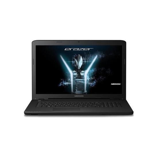 Medion Erazer P7647 Core i7-7500U 8GB 2TB + 256GB SSD DVD-RW GeForce GTX 950M 17.3 Inch Windows 10 Gaming Laptop