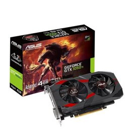 ASUS Cerberus GeForce GTX 1050 Ti Advanced Edition 4GB GDDR5 Graphics Card Reviews