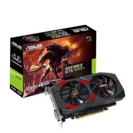 ASUS Cerberus GeForce GTX 1050 Ti Advanced Edition 4GB GDDR5 Graphics Card Reviews