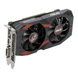 Asus Cerberus GeForce GTX 1050 Ti OC Edition 4GB GDDR5 Graphics Card Reviews