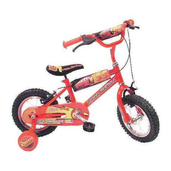 "Disney Cars 12"" Bike"