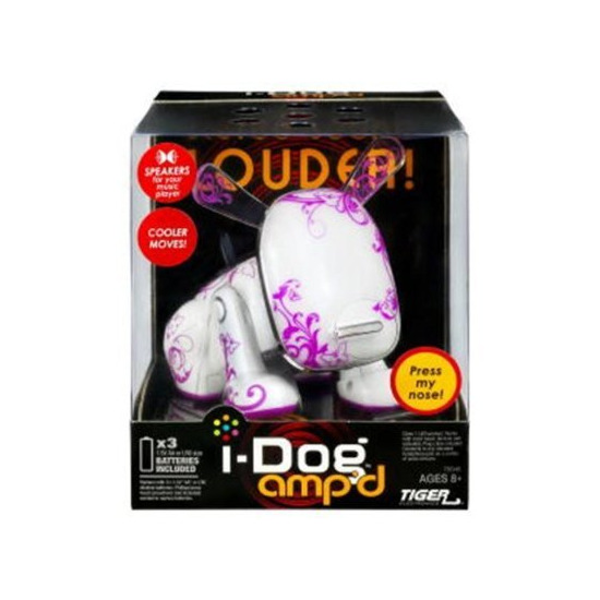 I-Dog Amp'd - Pink Butterfly