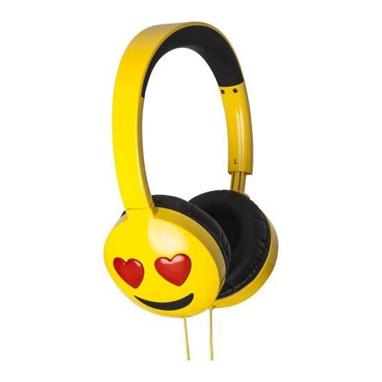 JAM Jamogi Lovestruck Kids Headphones - Yellow