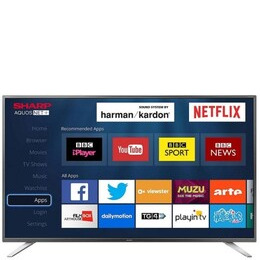 Sharp LC-49CFG6021K 49 Smart Full HD LED TV Reviews