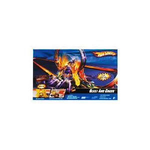 Photo of Hot Wheels Blast and Crash Trackset Toy