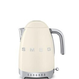SMEG 50's Retro Style KLF04CRUK Jug Kettle - Cream Reviews
