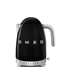 SMEG 50's Retro Style KLF04BLUK Jug Kettle - Black Reviews