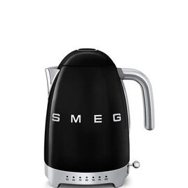 SMEG 50's Retro Style KLF04BLUK Jug Kettle - Black Reviews