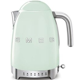SMEG 50's Retro Style KLF04PGUK Jug Kettle - Pastel Green Reviews