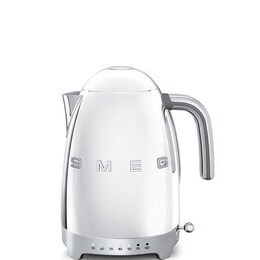 SMEG 50's Retro Style KLF04SSUK Jug Kettle - Stainless steel Reviews
