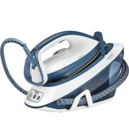 Tefal Liberty SV7030 Steam Generator Iron - Blue & White Reviews