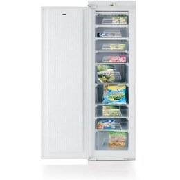HOOVER HBOU 172 UK Integrated Tall Freezer - Sliding Hinge Reviews