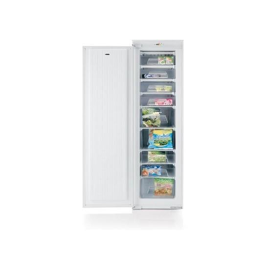 HOOVER HBOU 172 UK Integrated Tall Freezer - Sliding Hinge