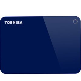 Toshiba Canvio Advanced Portable Hard Drive - 1 TB, Blue Reviews