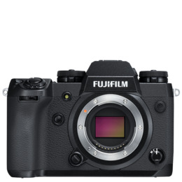 Fujifilm X-H1 (Body only) Reviews