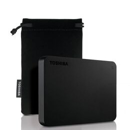 Toshiba Canvio Basics Portable Hard Drive - 500 GB, Black Reviews