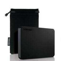 Toshiba Canvio Basics Portable Hard Drive - 2 TB, Black Reviews