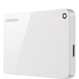 Toshiba Canvio Advanced Portable Hard Drive - 1 TB White Reviews