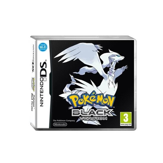 Pokemon Black (DS)