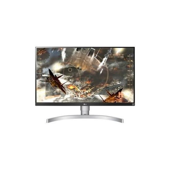 LG 27 27UK650 Class 4K UHD IPS HDMI Monitor with HDR 10