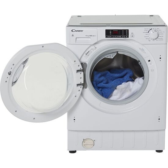 Candy CBWD 8514DC Integrated 8 kg Washer Dryer