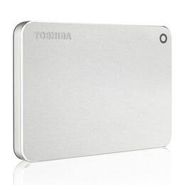 Toshiba Canvio Premium PC Portable Hard Drive - 1 TB, Metallic Silver Reviews
