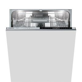 Indesit DIF04B1 Fullsize Integrated Dishwasher Reviews