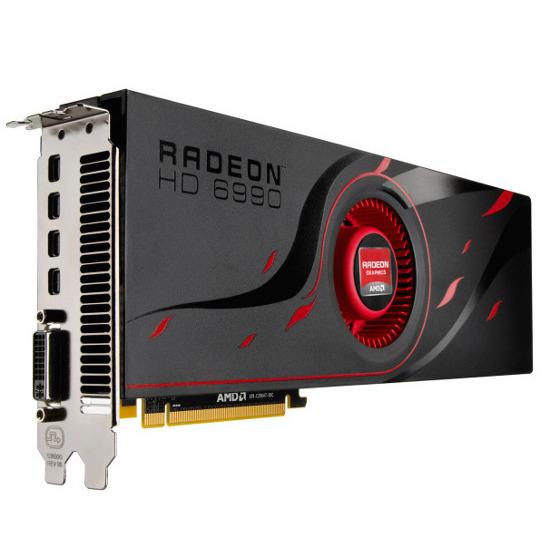 AMD ATI AMD Radeon HD 6990