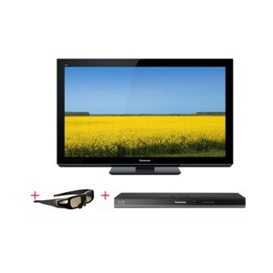 Photo of Panasonic TX-P42VT30B Television