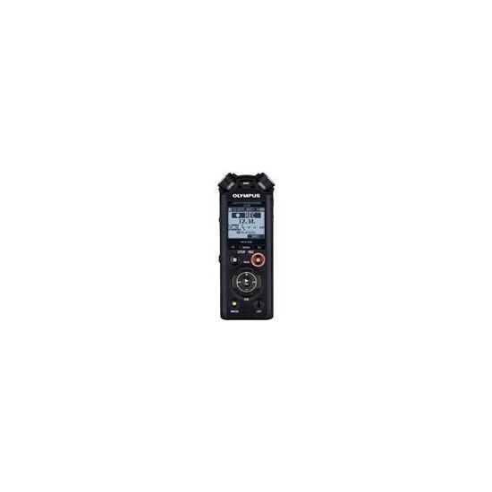 Olympus LS-P4 8GB Hi-Res Audio Recorder inc Battery and Tripod Adapter