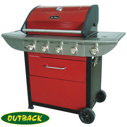 Outback Meteor 4 Burner  Reviews