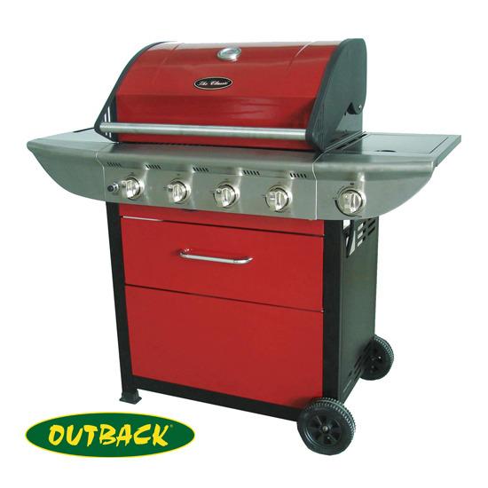 Outback Meteor 4 Burner