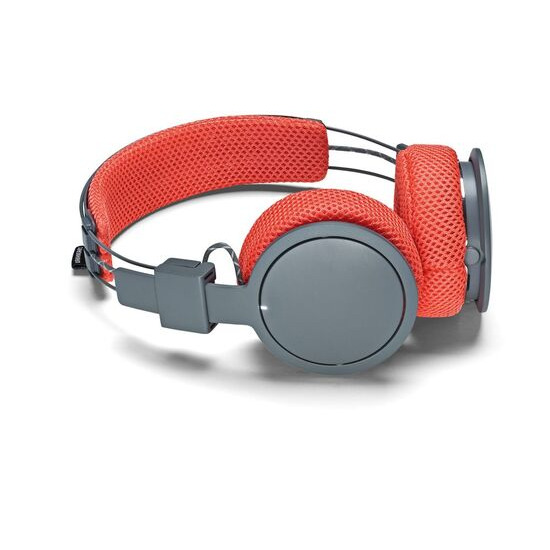 Urbanears Hellas Trail Wireless Bluetooth Headphones - Orange & Grey