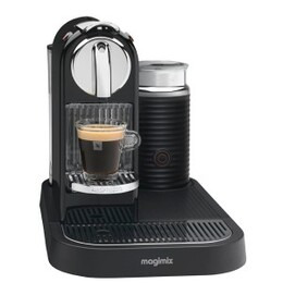 Nespresso Magimix M190 Citiz and Milk in Cream 11301