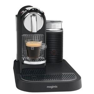 Photo of  Nespresso Magimix M190 Citiz and Milk In Cream 11301 Coffee Maker