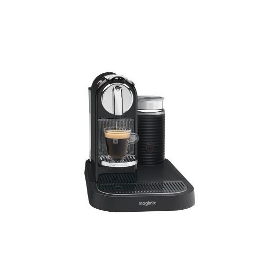 Nespresso Magimix M190 Citiz and Milk in Cream 11301