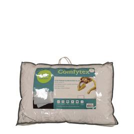 Comfytex Ultra Premium Silk Microfibre Pillow Pair