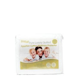 Dreameasy Luxury Egyptian Cotton Mattress Protector Reviews