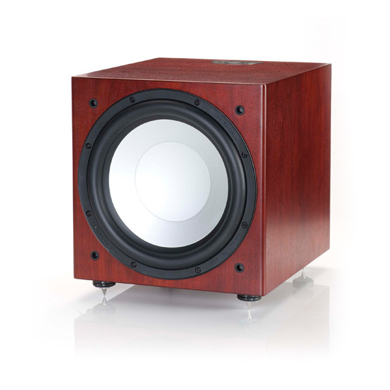 MONITOR AUDIO RXW12 POWERED SUBWOOFER HIGH GLOSS WHITE