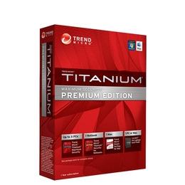 TRENDMICRO Titanium Maximum Security - Premium Edition Reviews