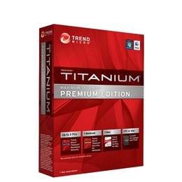 TRENDMICRO Titanium Maximum Security - Premium Edition Reviews