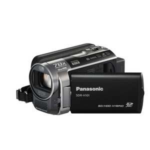 Photo of Panasonic SDR-H101 Camcorder