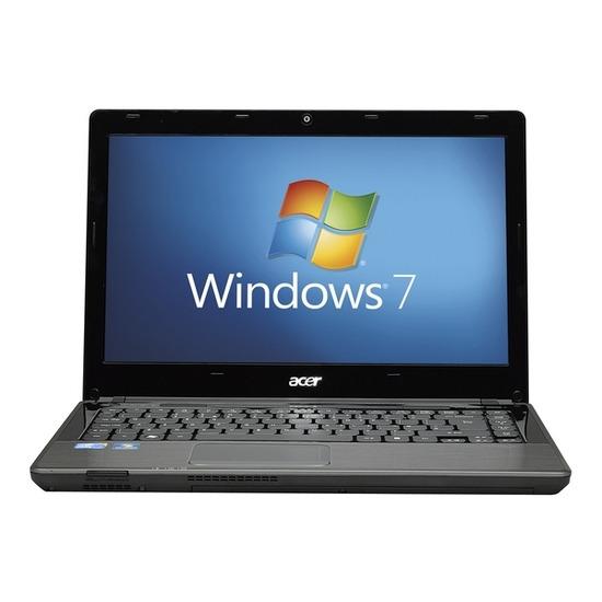 Acer Aspire 4820T-374G50Mn