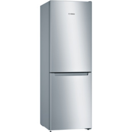 Bosch Serie 2 KGN33NL3AG 60/40 Fridge Freezer - Inox Reviews