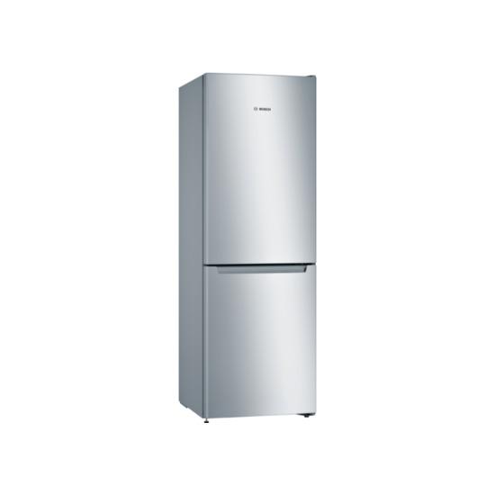 Bosch Serie 2 KGN33NL3AG 60/40 Fridge Freezer - Inox