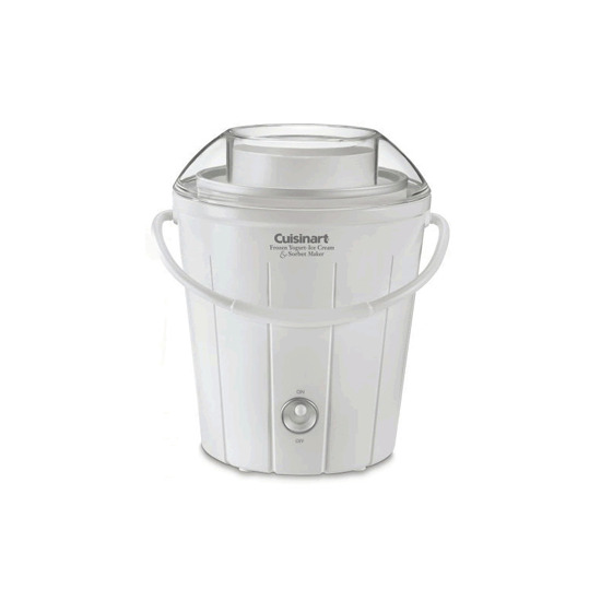 Cuisinart ICE25U Ice Cream Maker