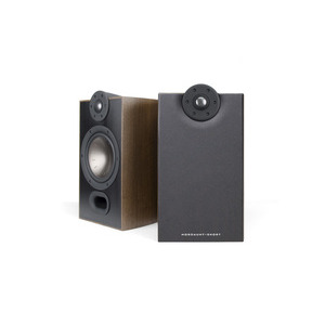 Photo of MORDAUNT SHORT MEZZO 2 STANDMOUNT  SPEAKERS LIGHT OAK Speaker